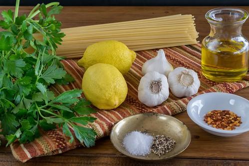 fresh, simple ingredients