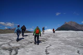 046 Op de gletsjer