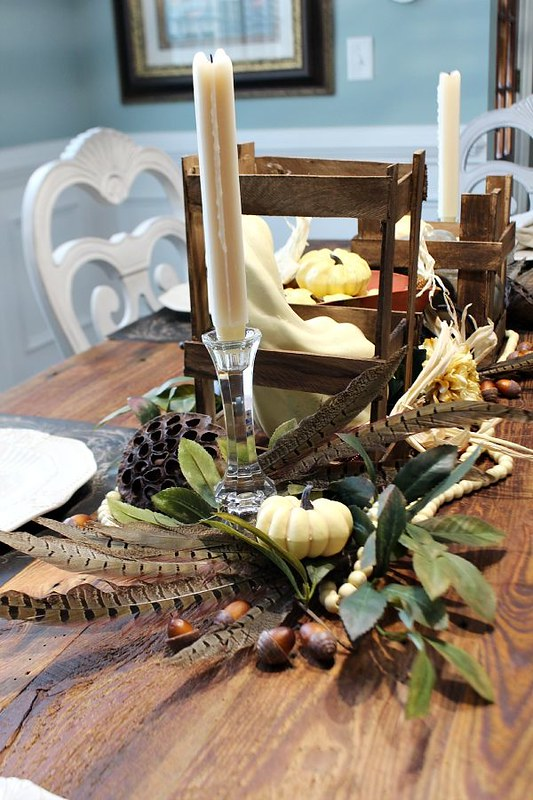 Neutral-fall-decor-idea-for-your-table-refreshrestyle.com_