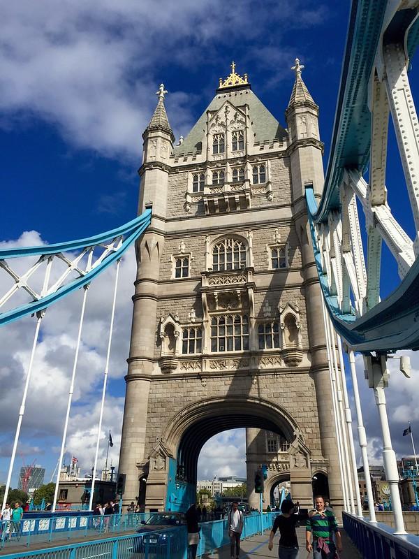 London - September 2015