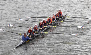 Head of the Charles regatta