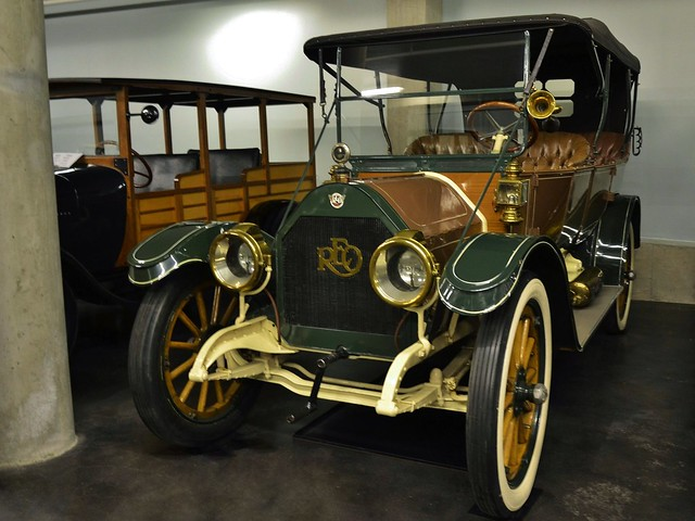1913 REO The Fifth-ST5 Touring Car