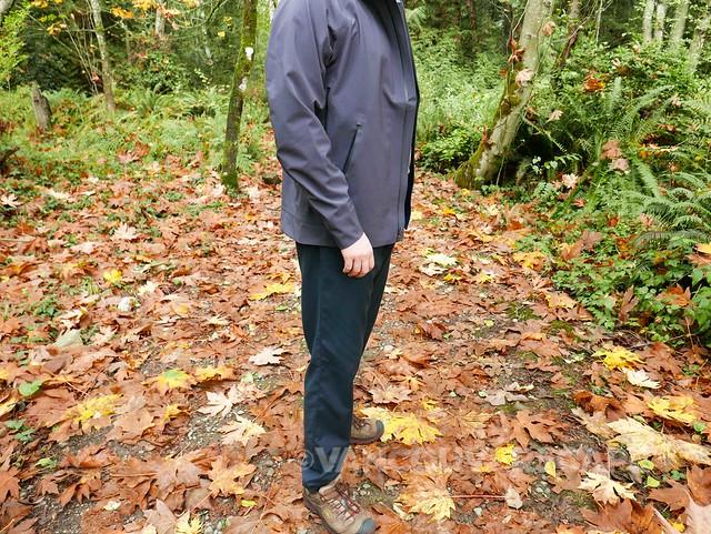 Lululemon Furtive Jacket + Commission Pant
