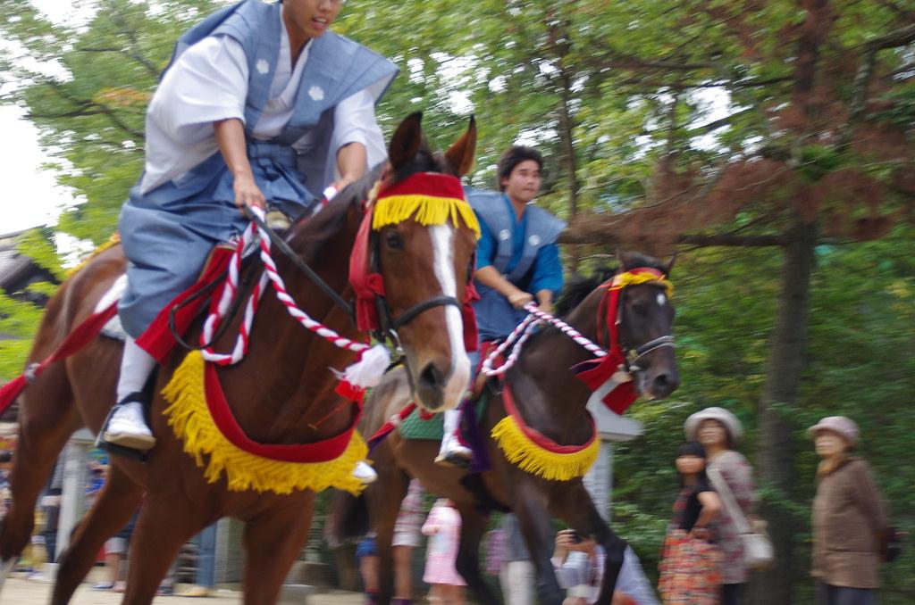 大浦神社(昼競馬) #7