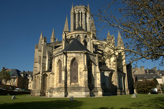 Coutances: Cathedral