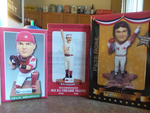 2015 Reds Promotional Package