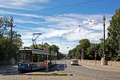 München - Maxilimian-Brücke vor dem Bayerischen Landtag (1)
