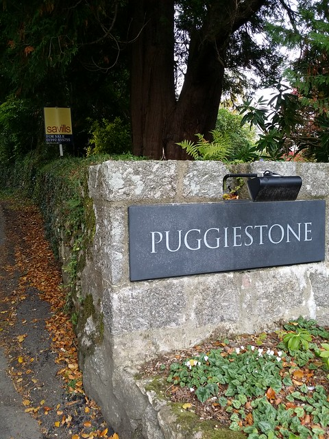 Closest we can get to Puggiestone (Private Land)