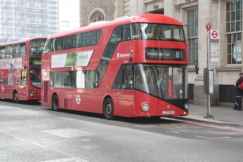 East London LT403 LTZ1403