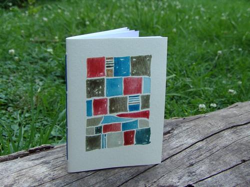 Cuaderno con acuarela, 1 - 0373