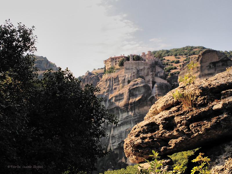 Convento de Varlaám, en Meteora