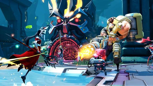 Battleborn para PS4