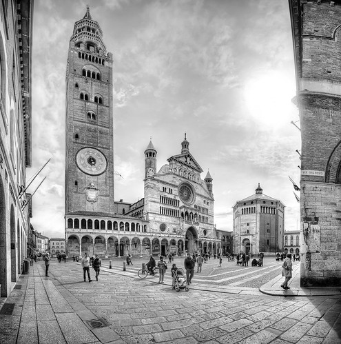 Cremona from life of Pier Paolo Pasolini