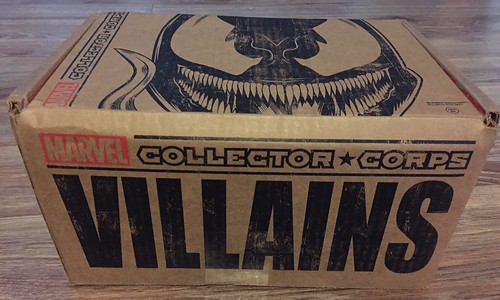 Marvel Collector Corp