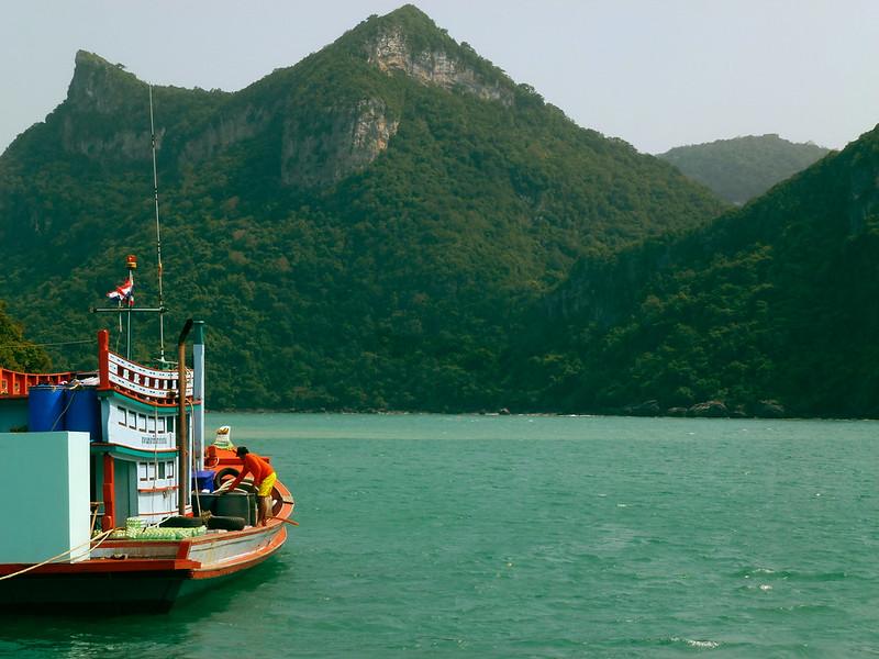 5 - Carnet de Thaïlande - 41 - Mu Ko Ang Thong National Park