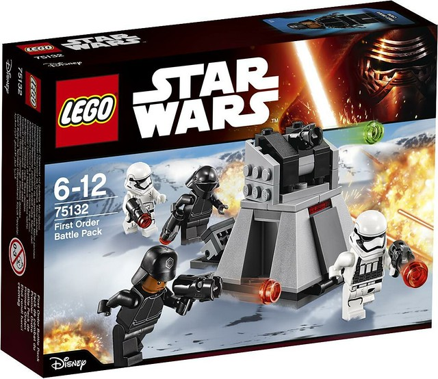 LEGO Star Wars 75132 - First Order Battle Pack