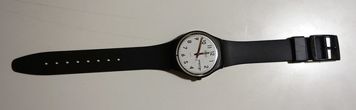 1984 swatch fourth strap
