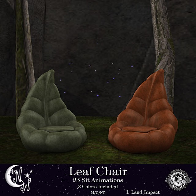 *NW* Leaf Chair