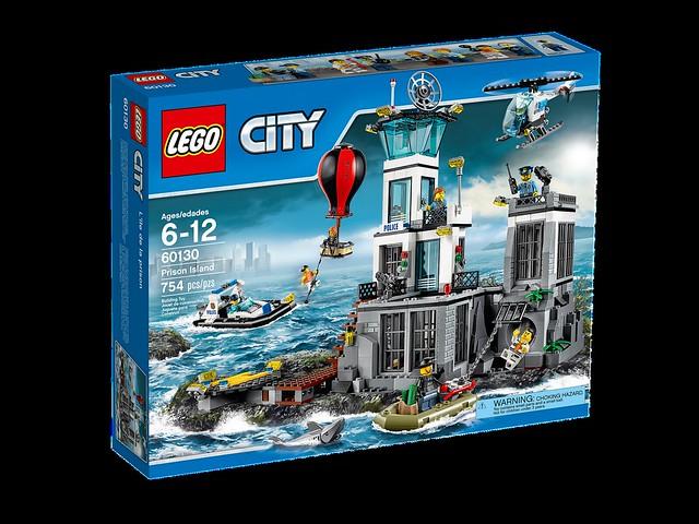 LEGO City 60130 - Prison Island
