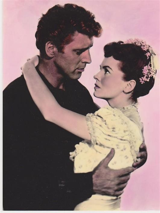 Vengeance Valley - Promo Photo 3 - Burt Lancaster & Joanne Dru