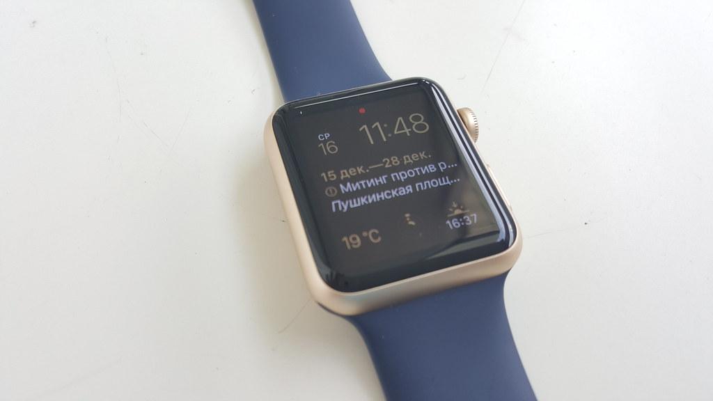 Выхода умных часы от apple ждали долгие годы, слухов было много и в году они наконец явились миру.