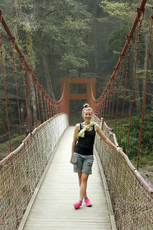 En vandring i Nantou