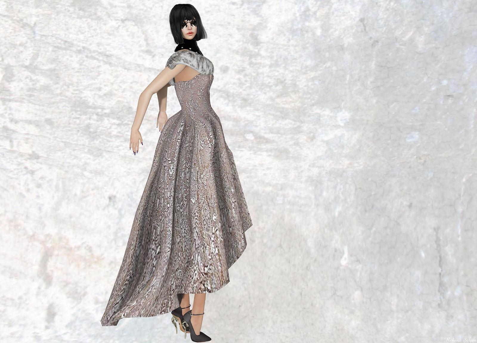 JUMO - Noele Gown