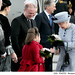 The Arrival of HM Queen Elizabeth II and HRH Prince Philip Duke of Edinburgh
