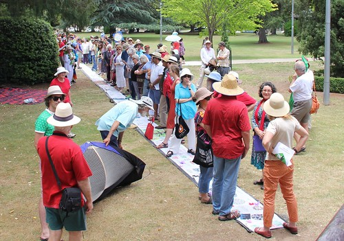 Armidale People's Climate Rally