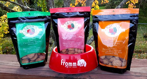 Lapdog Creations Fromm Low Fat High Quality Dog Food Giveaway