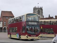 East Yorkshire 792 BP15 OLG on X46
