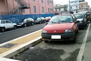 Noicattaro. Via De Amicis front