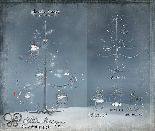 8f8 Creations December 2015 Group Gift