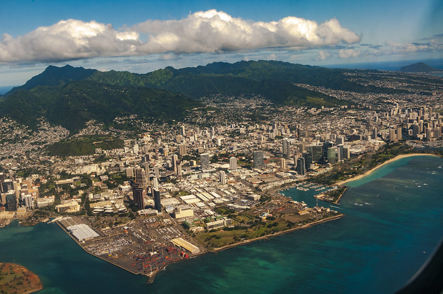Header of Honolulu