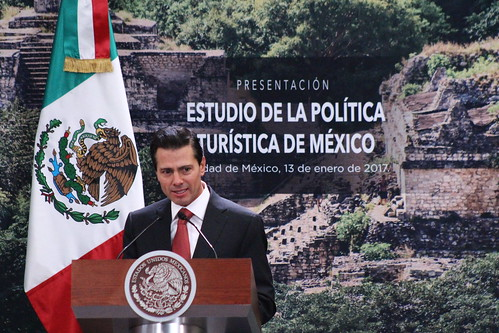 Presentation of the Tourism Policy Review of Mexico