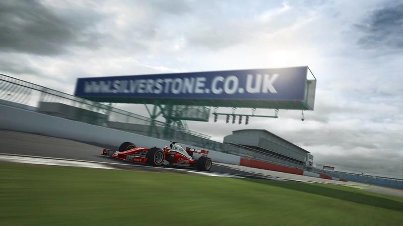 RaceRoom mystery Formula One