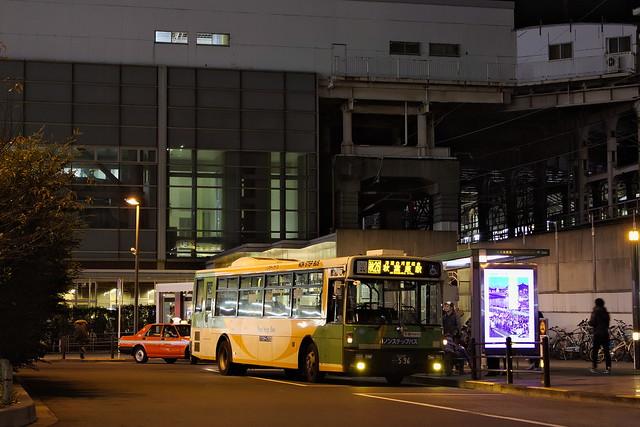 2016/12/17 東京都交通局 K556