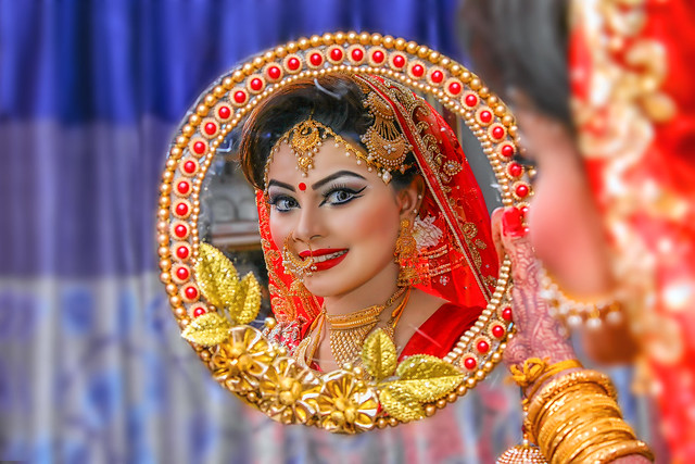 wedding bride_Delower Urmi Mirza