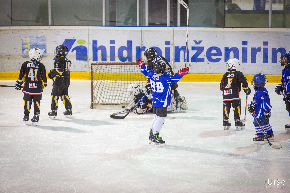 Turnir U8 in U10 v Zalogu