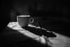 El cafe de la mañana...