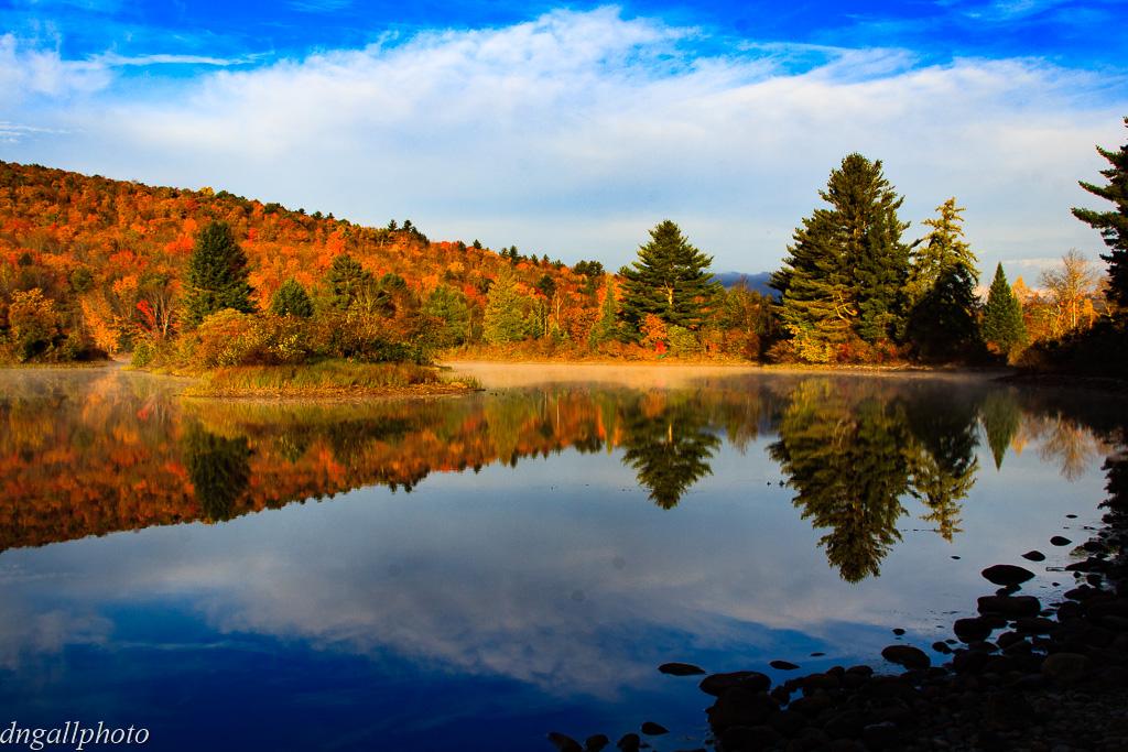 Coffin Pond Dam New Hampshire Around Guides