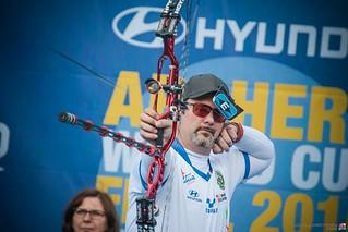 Archery Target Compound DEN 2016