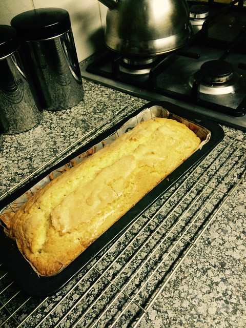 How to make a Madeira Cake - Step 6