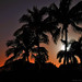 Smoky Sky Moonrise by Infinity & Beyond Photography