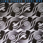 "Rolling Stones Steel Wheels 12"" Vinyl LP"