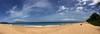 Pano of Ka'anapali Beach