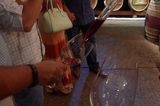 Del Dotto Vineyards Historic Winery and Caves - Wine thief
