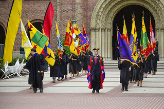 New Student Convocation 8-20-15