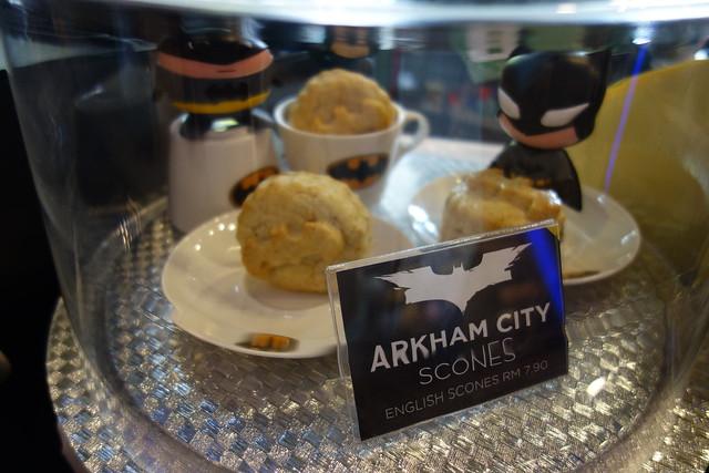 arkham city scones - Cuisine En Rkham