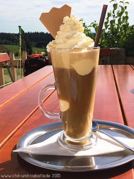 Eiskaffee Hochriedriegel